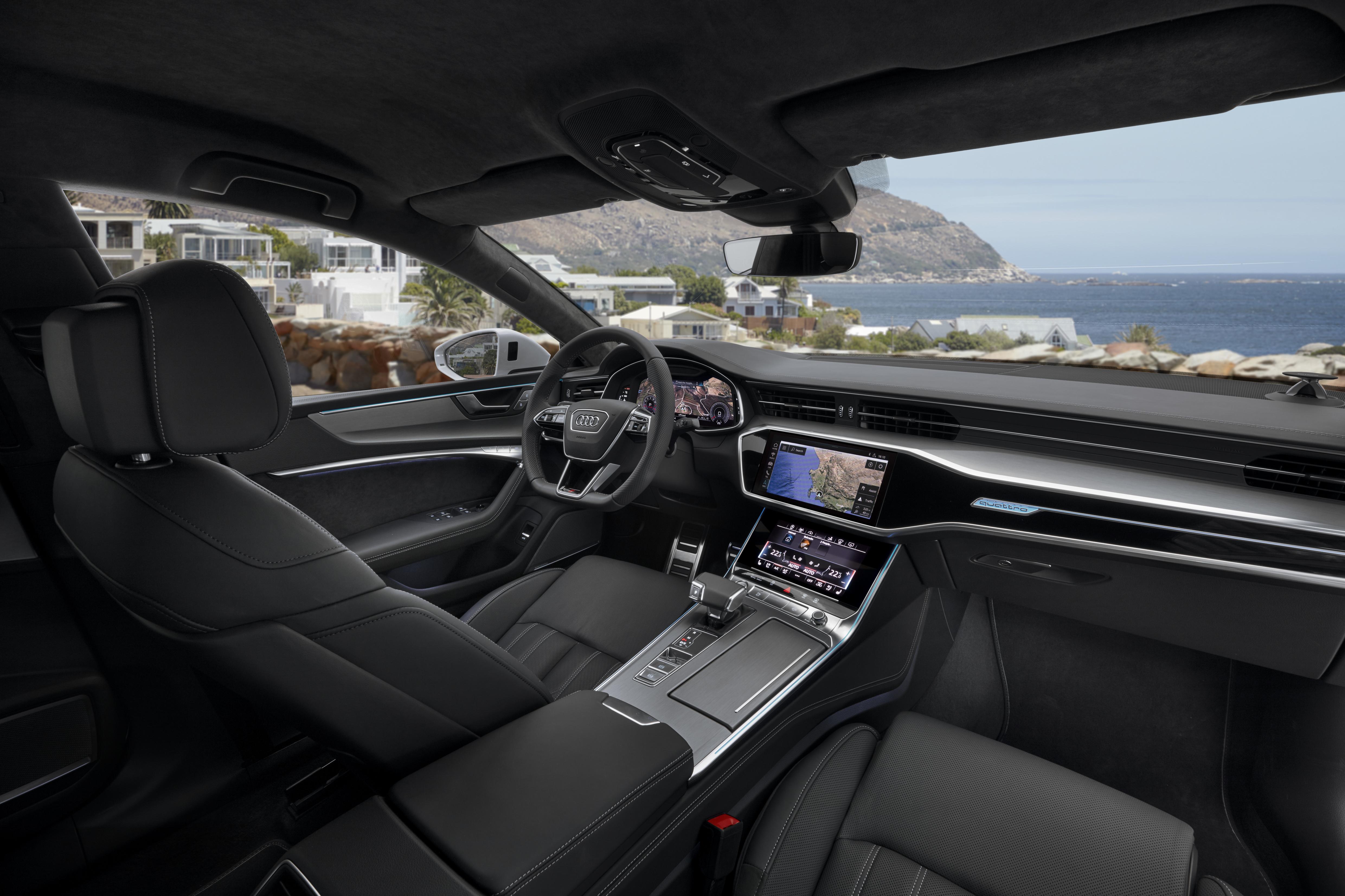 Nowe Audi A7 Sportback Business Journal Polska
