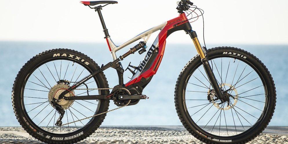 Ducati MIG-RR – rower dla motocyklisty